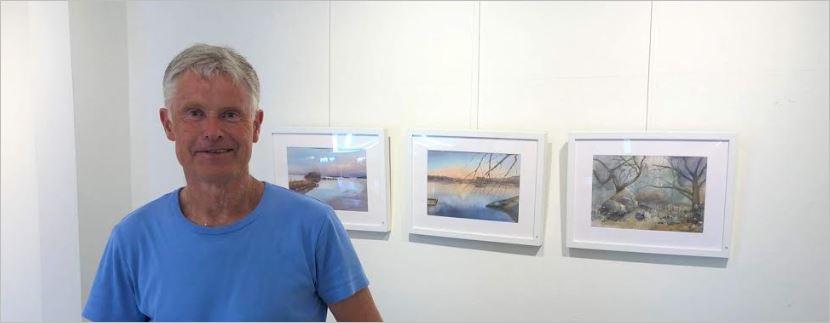 Bo Frimans utställning