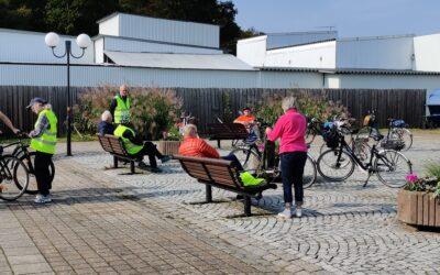 Vi pausar kultur cykling till våren!